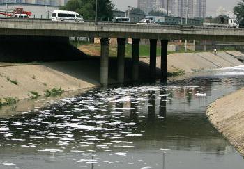 В городе Нанкине за 10 лет исчезло 20 рек. Guang Niu/Getty Images