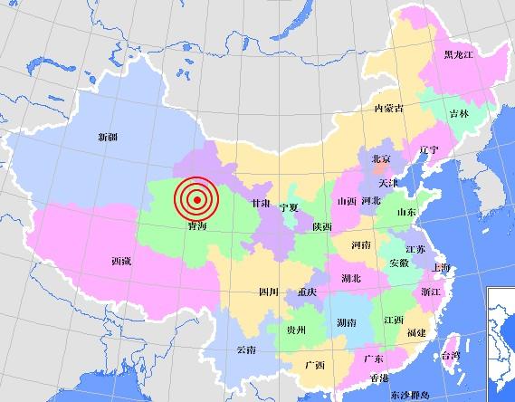 Землетрясение силой 4,4 балла произошло в провинции Шэньси. 5 ноября 2009 год