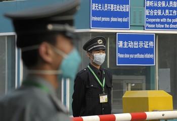 Каждый день в Китае регистрирует более 100 больных гриппом H1N1. Фото: Getty Images