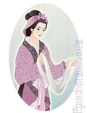 Премьер-министр выбрал сохранить порядочность и отказался поменять свою пожилую жену на молодую дочь императора. Фото: The Epoch Times