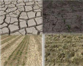 На северо-западе Китая продолжается сильная засуха. Фото с epochtimes.com