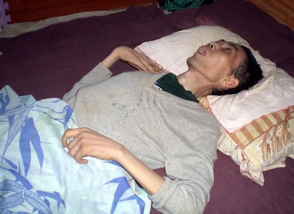 Тань.И. после освобождения из лагеря. Фото с epochtimes.com