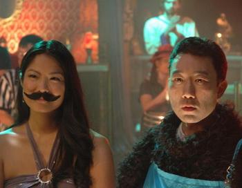 Линн Чен  в роли Рамоны и Хироши Ватанейб в роли Джимми.(Variance Films)  Фото с сайта theepochtimes.com