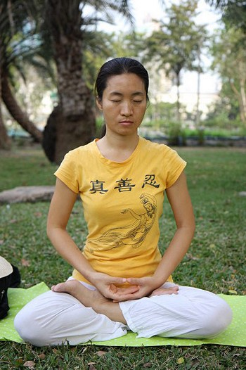 Медитация. Фото: Великая Эпоха
