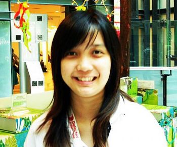 Самэ Тан, 22, промоутер. Фото: Великая Эпоха