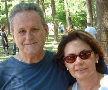 Глория Хиль и ее супруг Плинио Хиль, Сан-Паулу, Бразилия. Фото: Великая Эпоха