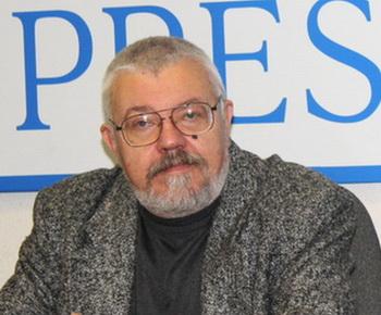 Михаил Ольгердович Глобачев, политолог, кандидат филологических наук. Фото:Ульяна Ким/Великая Эпоха