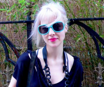 27-летний модельер Анна Боумэн. Фото: Великая Эпоха
