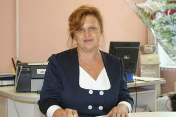 Директор школы Сотникова Марина Николаевна. Фото: Светлана КИМ/Великая Эпоха