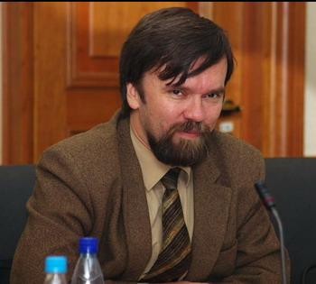 Лебедев Александр Александрович – главный редактор газеты «Народная инициатива», политолог. Фото предоставлено Александром Лебедевым