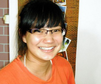 Кун Синьи, 16, студентка. Фото: Epoch Times
