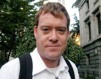 Траусти Сигурвинссон, 42, программист. Фото: Epoch Times