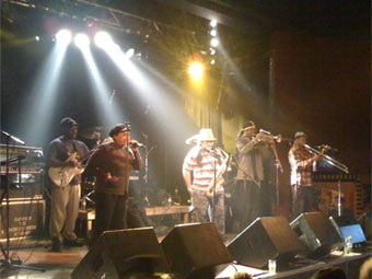 The Skatalites. Фото со страницы коллектива на MySpace