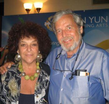 Г-н и г-жа Фридберг. Фото: радио «Голос Надежды»