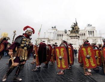 Мораль и этика. Римская империя была величайшей цивилизацией, хранительницей культуры и высоких научных достижений. Фото: AFP/Getty Images