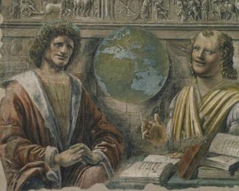 Гераклит о морали, этике и человеческих пороках: беседа Гераклита и Демокрита. Фото:  Donato Bramante/Getty Images