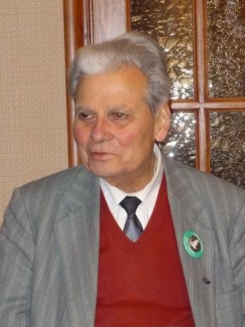 Харальд Фёр-Вальдэк (Harald Fцhr-Waldeck) – известный швейцарский поэт, актер и режиссер. Фото:   Юлия Виговская-Расова