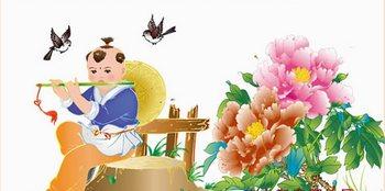 Райские цветы, райская музыка, райские книги, сны о рае. Фото с сайта Великая Эпоха (The Epoch Times)