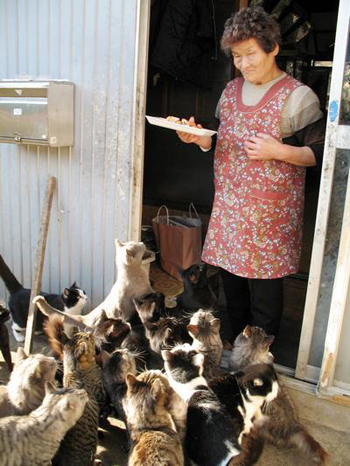 Накорми голодного. Фото: MIWA SUZUKI/AFP/Getty Images