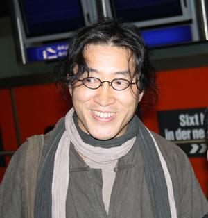Китайский поэт в изгнании - Бэй Лин. Фото: The Epoch Times
