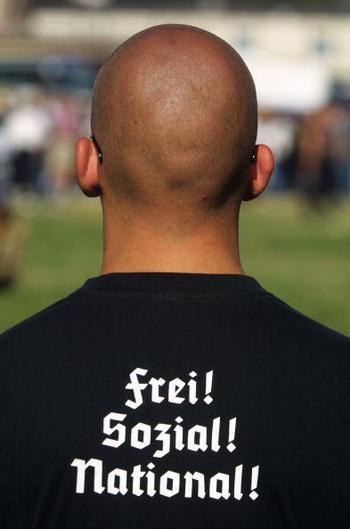 Реабилитация нацизма в Европе. Фото: Sean Gallup/Getty Images
