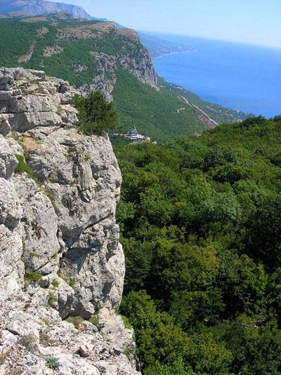 Панорама ЮБК. Фото:Алла ЛАВРИНЕНКО/Великая Эпоха (The Epoch Times)