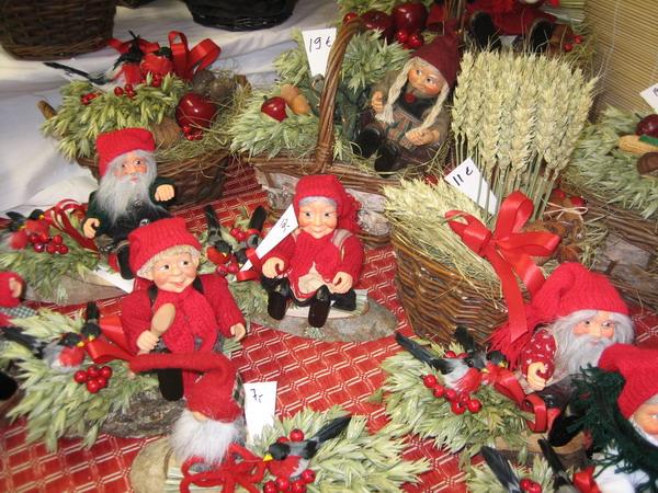 Рождественская ярмарка в Хельсинки. Светлана БЕРСЕНЕВА/ Великая Эпоха (The Epoch Times)