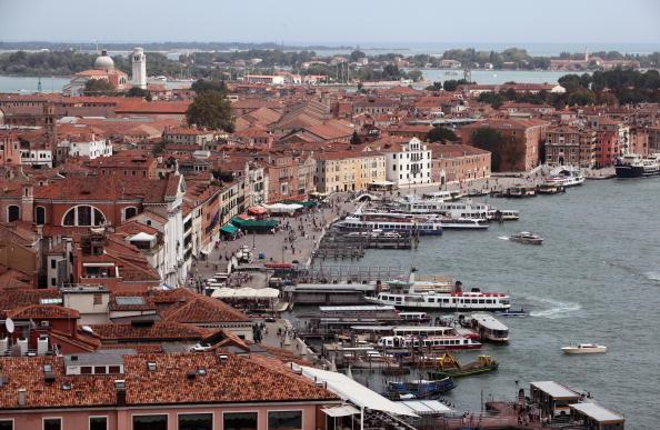 Венеция — самый знаменитый город северной Италии. Фото: Dan Kitwood/Getty Images