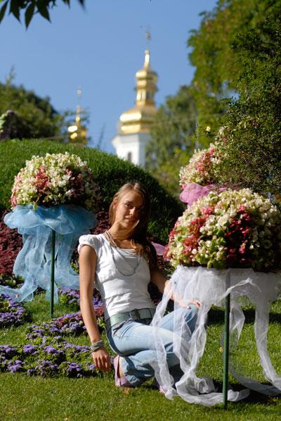 Выставка цветов открылась в Киеве. Фото: Владимир Бородин/Великая Эпоха (The Epoch Times)