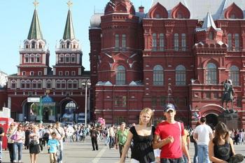 Фоторепортаж  Москва отмечает свой 862 день рождения. Фото: Светлана Ким/Великая Эпоха