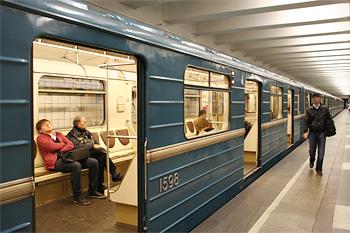 Станция московского метрополитена. Фото:  Анатолий Белов/Великая Эпоха