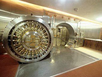 Банковское хранилище. Фото с сайта contemplayshuns.com