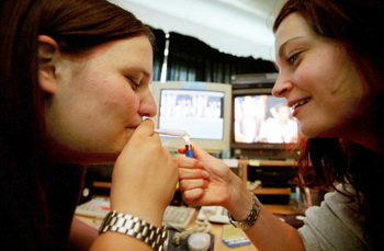 На наркотики будут тестировать в школе. Фото: Nina Ruecker/Getty Images