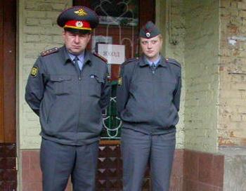 Следствие просит изменить генералу наркоконтроля Александру Бульбову меру пресечения. Фото: TATYANA MAKEYEVA