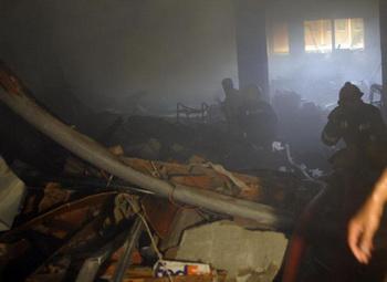 В Екатеринбурге жертвами пожара стали три человека. Фото: MUNIR UZ ZAMAN/AFP/Getty Images