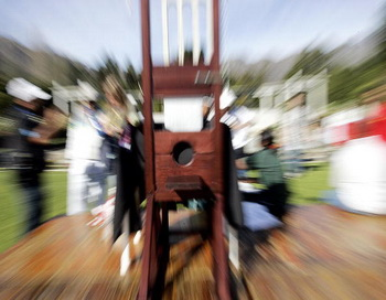 Мораторий на смертную казнь в России может быть отменен. Фото: AFP/Getty Images
