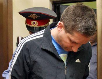 Майор Евсюков. Фото с сайта  gdb.rferl.org