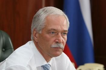 Борис Грызлов: Мы действительно вместе – это самое важное. Фото с сайта edinros.ru