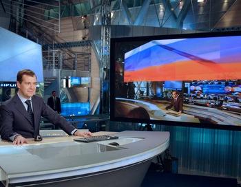 Сотрудники телеканала