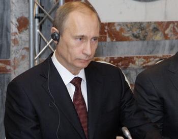 В прямом эфире Путин ответит на вопросы россиян. Фото: ALEXEY DRUZHININ/AFP/Getty Images