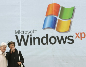 Российские пользователи Windows XP будут проверяться на подлинность принудительно. Фото: Sean Gallup/Getty Images