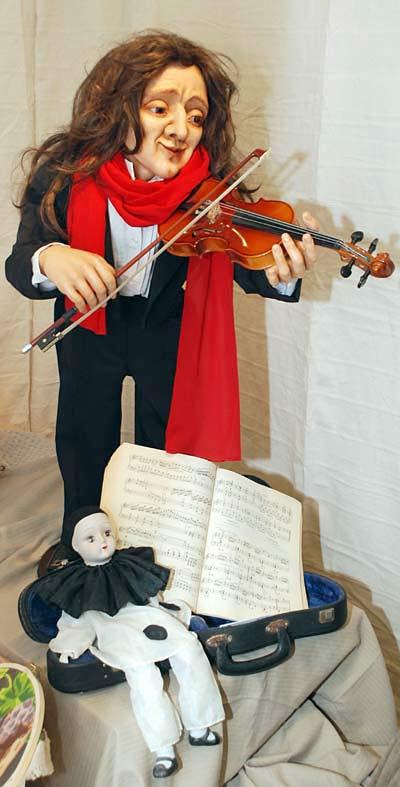«Вариации на тему Паганини». Автор: Наталья Мацегора. Фото: Юлия Цигун/Великая Эпоха