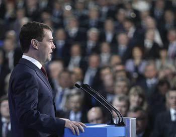 Президент не видит будущего России в