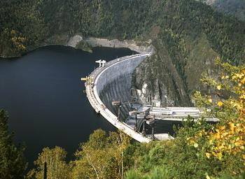 Саяно-Шушенская ГЭС. Фото: sshges.rushydro.ru