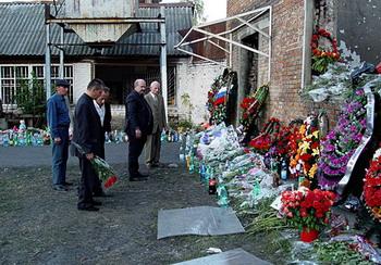 День памяти погибших 1 сентября в Беслане