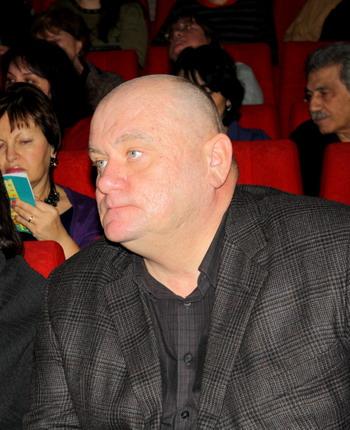 Андрей Осипов, режиссер, член жюри фестиваля. Фото: Ульяна Ким/Великая Эпоха (The Epoch Times)