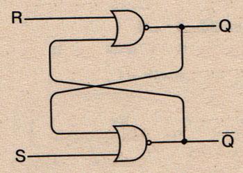 Великое изобретение ХХ века – триггер. Схема принципиальная. Фото: Великая Эпоха (The Epoch Times)