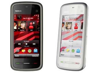 Nokia 5230. Фото пресс-службы компании