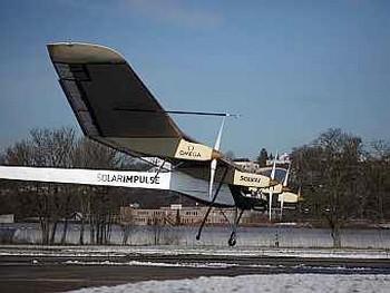 Solar Impulse. Фото с официального сайта проекта