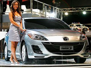 Самые популярные марки и модели автомобилей в Москве. Фото с newsru.co.il